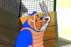 Bugs Bunny Baseball