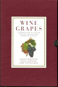 Robinson Grape Varieties
