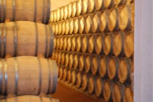 Muga Rioja Keg Room